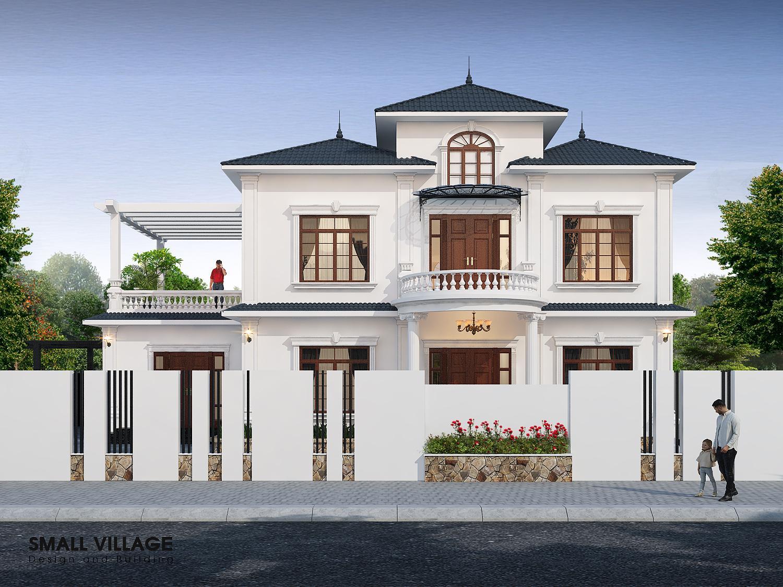 Thiết kế Nhà Ninh Bình giá rẻ, chất lượng, phối cảnh theo mọi yêu cầu
