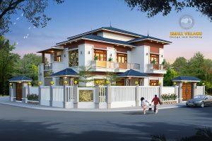 Thiết kế Nhà đẹp tại Ninh Bình