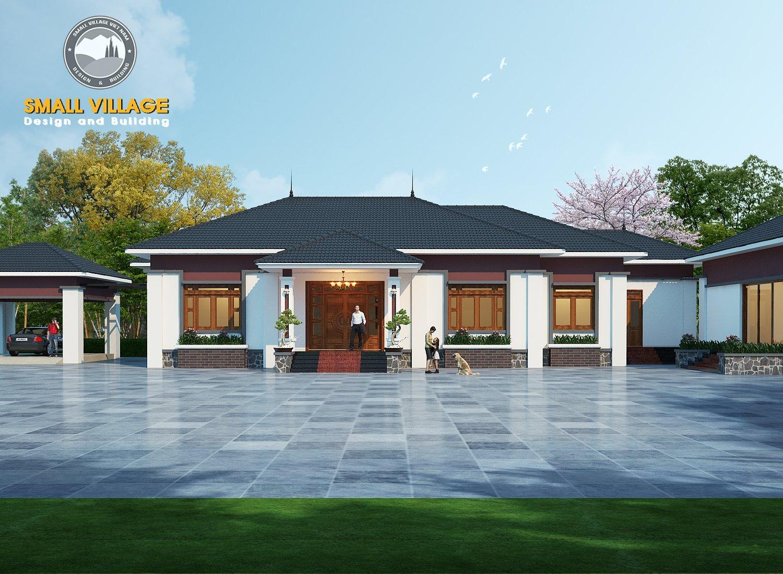 Thiết kế kiến trúc nhà đẹp Ninh Bình – Uy tín, Chất lượng tại Ninh Bình