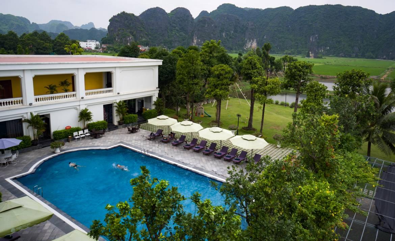 Thiết kế Resort Ninh Bình – Khu Nghỉ dưỡng, Resort Đẹp, Đẳng cấp tại Ninh Bình